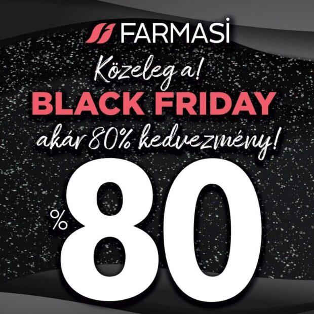FARMASI Black Friday! – Hamarosan!